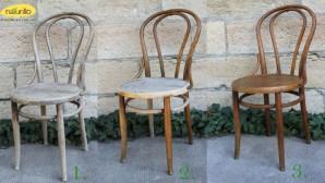 Régi székek gyors felújítása