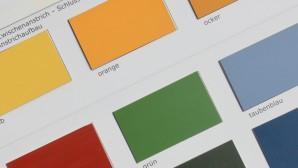 Színes fedőfestékek színminta (13)